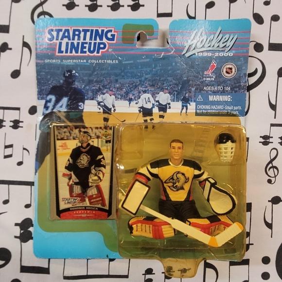 Starting Lineup Buffalo Sabres Hockey Collectible